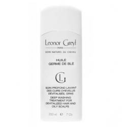 Средство для мытья волос масло зародышей пшеницы Леонор Грейл Huile Germe De Ble Leonor Greyl