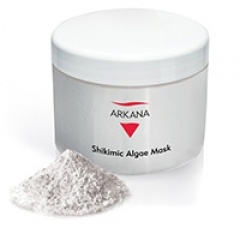 Альгинатная маска для лица с шикимовой кислотой Аркана Shikimic Algae Mask Arkana