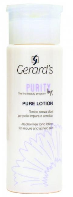 Очищающий лосьон, балансирующий уровень рН Джерардс Pure Lotion Gerards