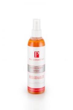 Спрей для тела антицеллюлитный с эффектом сауны с эфирным маслом розмарина и экстрактом перца Пьель косметикс Silver Body Spray Piel cosmetics