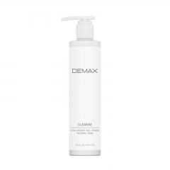 Гель-тоник для всех типов кожи с гиалуроновой кислотой Демакс Gel Tonic For Normal Skin Demax
