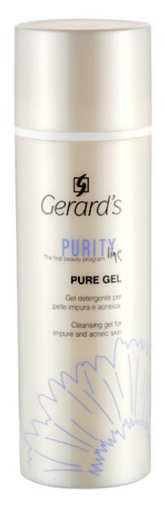 Гель с противовоспалительным и антибактериальным действием Джерардс Pure Gel Gerards