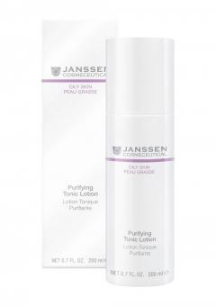 Тоник для жирной кожи Янссен Purifying Tonic Lotion Janssen