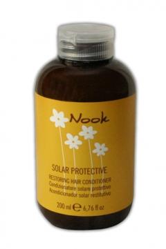 Солнцезащитный кондиционер-крем для волос мгновенного действия Максима Solar Protective repair conditioner MX Nook Maxima