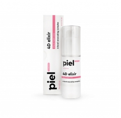 4-х уровневый активирующий комплекс Активирующий комплекс ДНК молодости Пьель косметикс 4D Elixir Specialiste 4D: DNA OF YOUTH Piel cosmetics