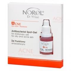 Антибактериальная сыворотка против акнэ локального применения Норел Acne – Antibacterial spot gel Norel