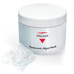 Альгинатная маска с гиалуроновой кислотой Аркана Hyaluronic Algae Mask Arkana
