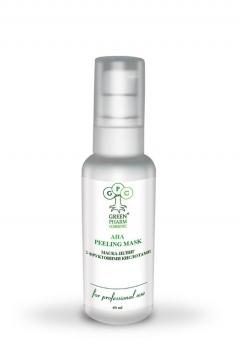 Маска-пилинг с фруктовыми кислотами Грин Фарм Косметик Green Pharm Cosmetic