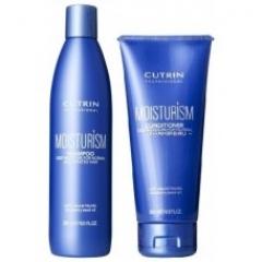 Набор для волос №21 Увлажнение (шампунь, кондиционер) (MoisturISM) Кутрин Cutrin