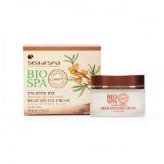 Нежный крем для кожи вокруг глаз Си Оф Спа Bio Spa Delicate Eye Cream Sea Of Spa
