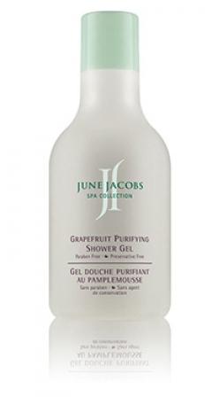 Гель для душа Грейпфрут Джун Джейкобс Grapefruit Purifying Shower Gel June Jacobs