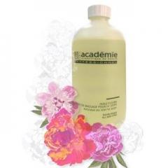 Масло массажное Цветочное для тела Академи Huile Fleurie Huile de Massage Pour le Corps Academie