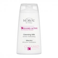 Интенсивно увлажняющее очищающее молочко Норел Ceramid Active – Active moisturizing milk Norel