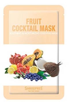 """Маска """"Фруктовый коктейль"""" ШангПри Fruit Cocktail Mask ShangPree"""