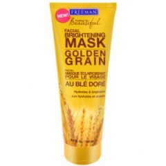 Маска для лица Золотая пшеница Фриман Feeling Beautiful Golden Grain Brightening Mask Freeman