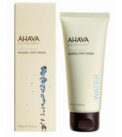 Крем для ног минеральный Ахава Mineral Foot Cream AHAVA