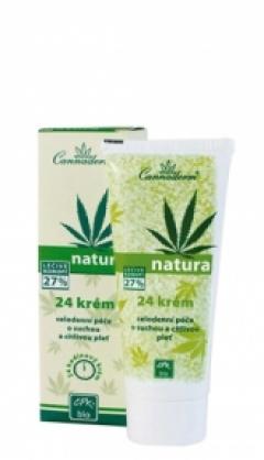 Крем для сухой и чувствительной кожи Каннадерм Cream for dry and sensitive skin Cannaderm