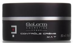 Моделирующий матовый крем для волос Салерм Homme Mat Cream Salerm