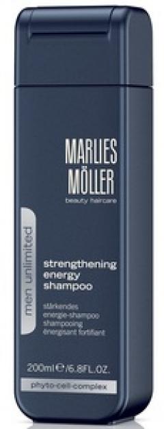 Укрепляющий шампунь для мужчин Марлис Мёллер Strengthening Energy Shampoo Marlies Moller