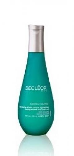 Тонизирующий гель для ванн и душа Деклеор Aroma Cleanse Gel Douche Et Bain Tonique Alguaromes Toning Shower and Bath Gel Decleor