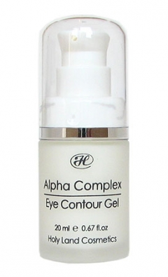 Гель для век Холи лэнд ALPHA COMPLEX Eye Contour Gel Holy Land