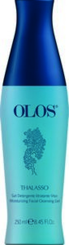 Увлажняющий очищающий гель Олос Thalasso Face Moisturizing Facial Cleansing Gel Olos