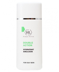 Увлажняющая эмульсия Холи лэнд DOUBLE ACTION Hydratant Emulsion Holy Land
