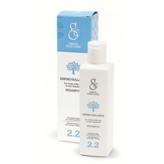 Шампунь при образовании сухой и жирной перхоти Гестил 2.2 Dermo-balance Shampoo Gestil