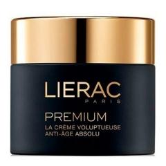 Премиум Крем Оригинальная текстура Лиерак Premium La crеme voluptueuse Texture Originelle Lierac