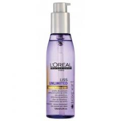 Разглаживающее термозащитное масло для волос Лореаль Профессионнель Liss Unlimited Blow Dry Oil L'Oreal Professionnel