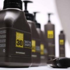 Шампунь выпрямляющий с кератином и маслом макадамии Эмеби GATE 30 Smoothie shampoo Emmebi