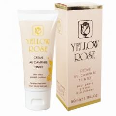 Тональный камфорный крем Йелоу Роуз Creme au camphre teintee Yellow Rose