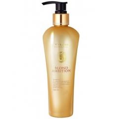 Шампунь для блондированных и поврежденных волос Т-Лаб Профешнл Blond Ambition Shampoo T-Lab Professional