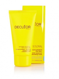 Маска увлажняющая Цветочная Эссенция Деклеор Hydra Floral Masque Hydratante Fine Fleur Decleor