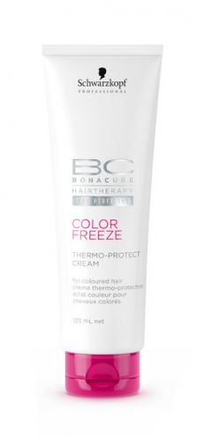 Термозащитный крем BC Color Freeze ThermoCream Schwarzkopf Professional