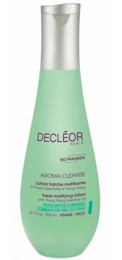 Лосьон матирующий освежающий для лица Деклеор Lotion fraеche matifiante Decleor
