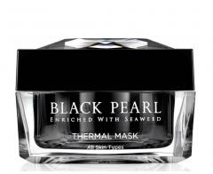 Термальная разогревающая маска для лица Си Оф Спа Black Pearl Thermal Mask Sea Of Spa