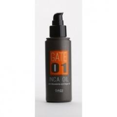 Масло ухаживающее для волос GATE 01 с маслами Макадамии и Арганы Эмеби Gate 01 Inca Oil Emmebi