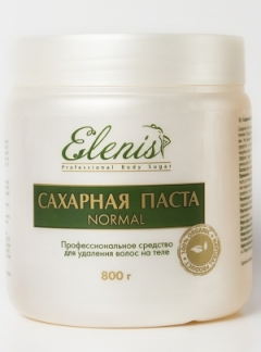 Caхарная паста NORMAL (средняя) Эленис NORMAL Elenis