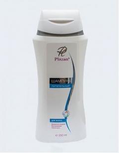 Шампунь Питательный Плазан Nourishing shampoo Plazan