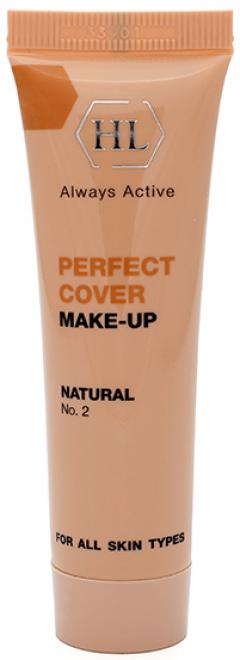 Увлажняющий тональный крем no.2 Холи лэнд PERFECT COVER Make-Up no.2 Holy Land