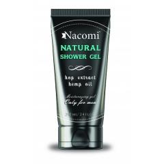 Гель Для Душа Натуральный Для Мужчин Накоми Natural Shower Gel For Men Nacomi