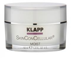 Увлажняющий крем Клапп SkinConCellular Moist Cream Klapp