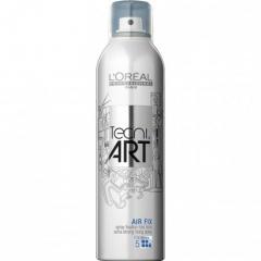 Лак сильной фиксации Лореаль Профессионнель Tecni Art Air Fix Super Forte 5 L'Oreal Professionnel