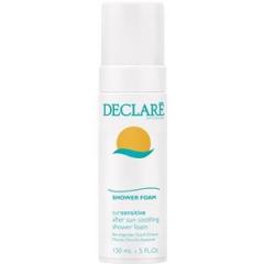 Успокаивающая пена для душа после загара Декларе Sun Sensitive after sun soothing shower foam Declare
