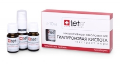 Гиалуроновая кислота + Экстракт икры Тете Hyaluronic acid & Caviar Extract Tete
