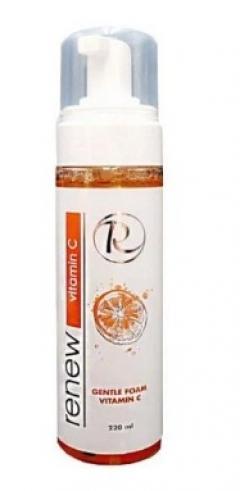 Мягкая пенка для умывания с витамином С Ренью Gentle Foam Vitamin C Renew