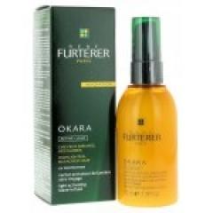 Несмываемый флюид Окара для сияния мелированных волос Рене Фуртерер Okara Light Activating Leave-in Fluid Rene Furterer