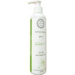 Очищающее средство(молочко) для жирной проблемной кожи ph 7.5 Клеодерма Mild skin cleansing KleoDerma