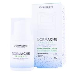 Регулирующе-очищающий крем на ночь Дермедик Normacne Regulating-cleansing Night Cream Dermedic